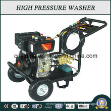 3600psi 10HP Key-Start Diesel Engine Professional Industry Duty High Pressure Washer (HPW-CP186)